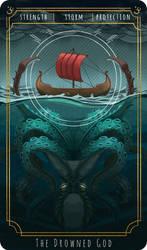 The Drowned God - Tarot Card