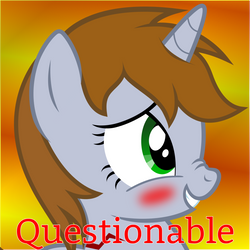 Littlepip Questionable Tag