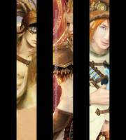 [EDIT] Dragonlords - Artbook CROWFUNDING