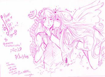 Zankiel + Aurion by: Akimaro by StudioXIII