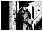 Zorro by MaskedAvengerStudios