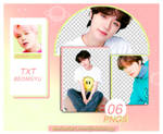 PNG PACK  BEOMGYU BLUE HOUR #01