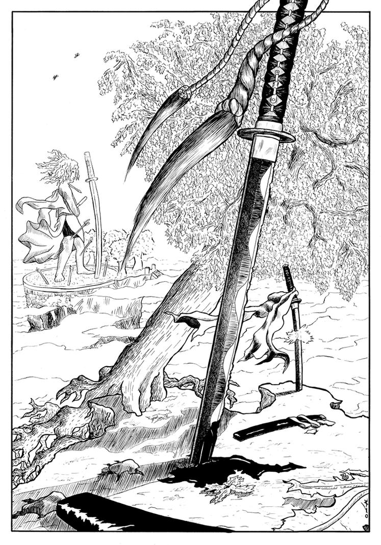 Sword by Altara