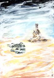 Desert by Altara