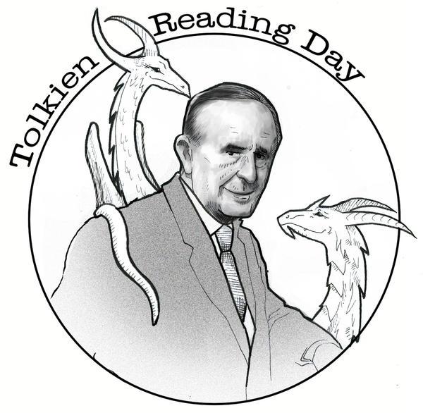Tolkien by DandyHerulokion