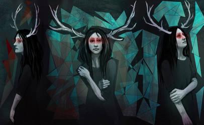 Antlers by DandyHerulokion