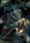 Ms. Marvel...