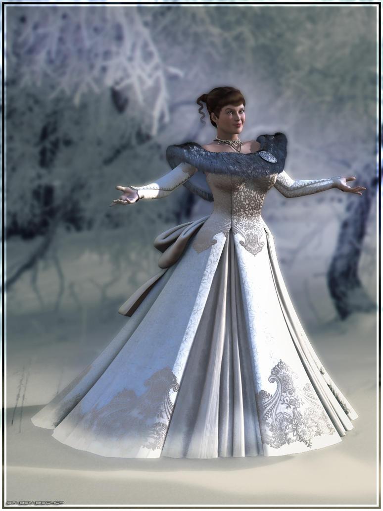 Miss Snow... by benbischop