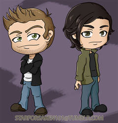 The Winchesters (Chibi)