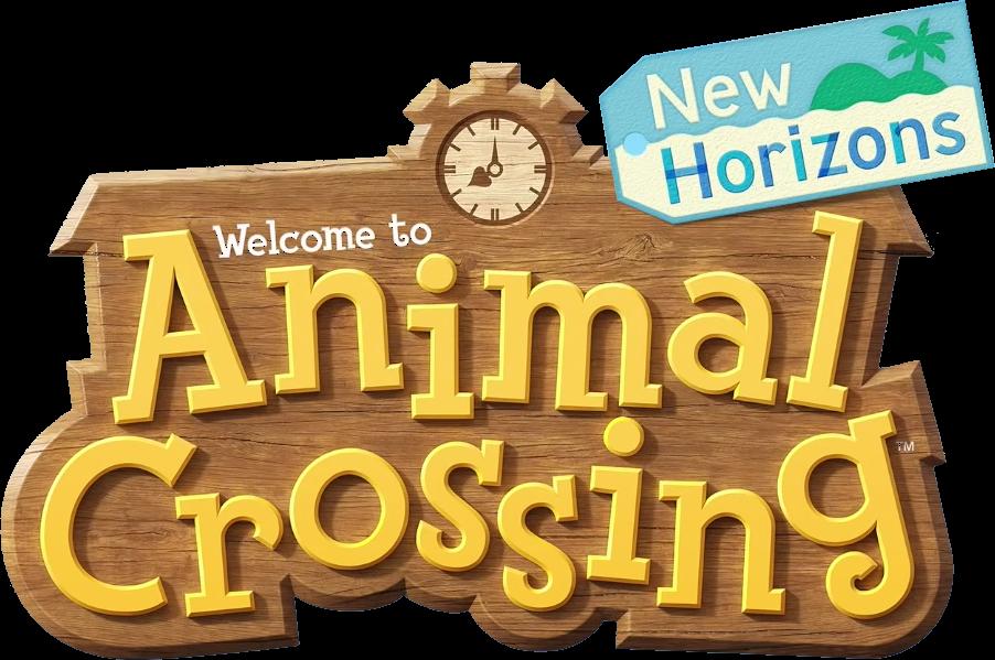 Transparent Animal Crossing New Horizons Logo By Sethwilliamson