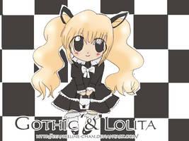 lolita by Evangeline-chan