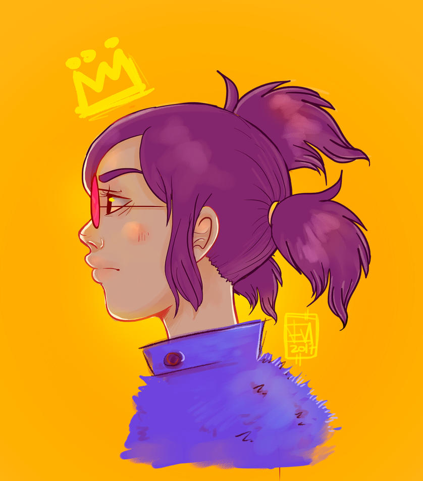 Queen Noodle by Evangeline-chan