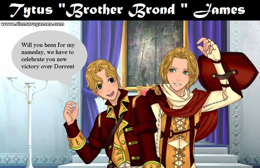 Brothers Bonds by SweetHonestyKeysha