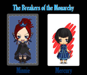 Breakers of the Monarchy