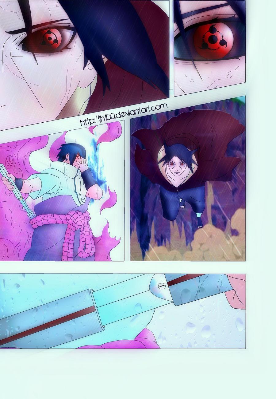 will itachi and sasuke meet again