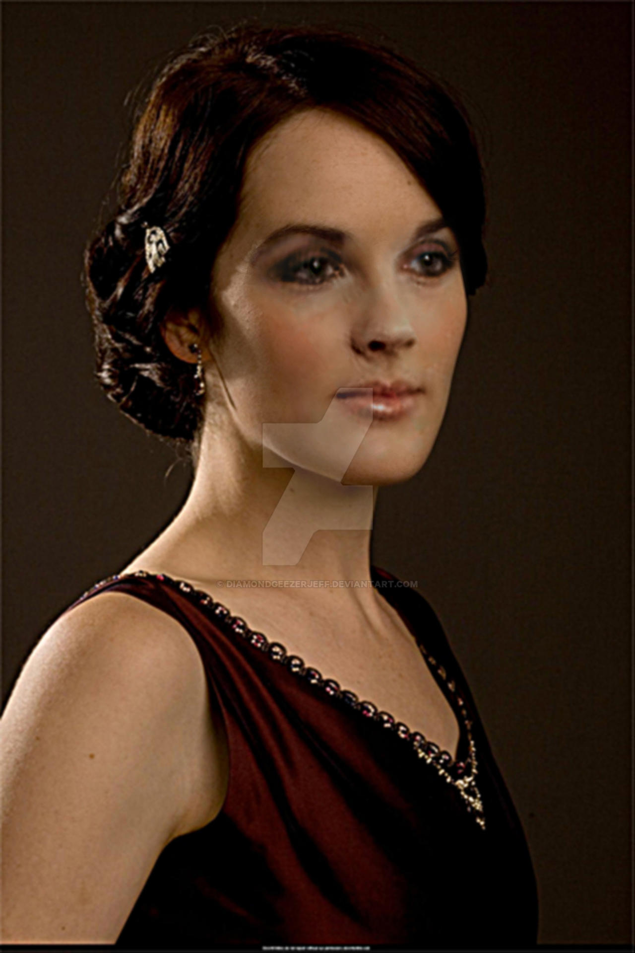 Downton Abbey Lady Mary Crawley Style Diamondgeezerjeff