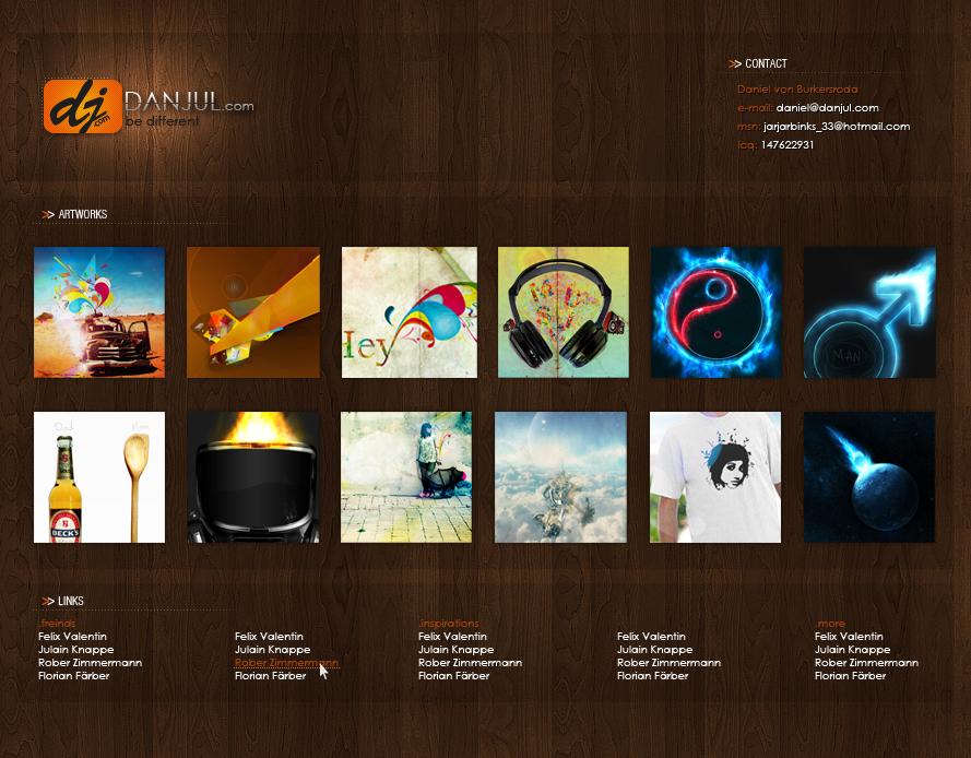 portfolio by danjul