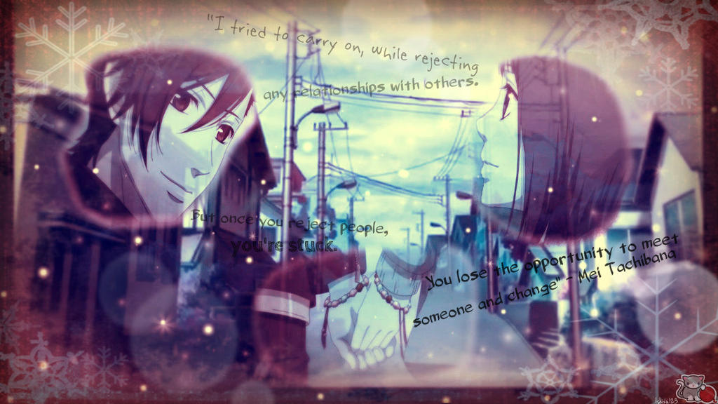 Say I Love You - Christmas Wallpaper by ishizu123 on ...