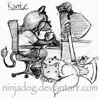 Kante Avatar by NinjaDog