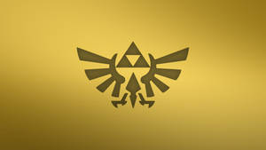 Gold Triforce Wallpaper