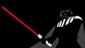 [Request] [Vector] Minimal Darth Vader Wallpaper