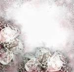 Vintage Roses Texture