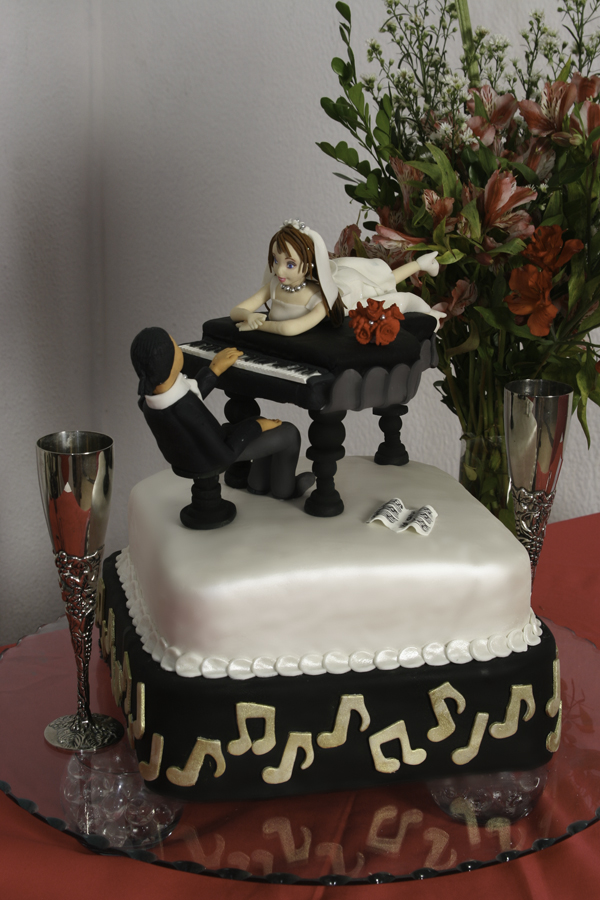 Music Wedding Cake By TootyPups On DeviantArt