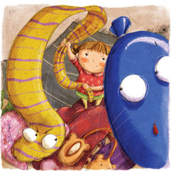 GabaGada-Gaba and Baloon