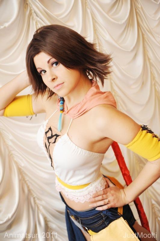 Yuna - Final Fantasy X-2 by GarnetTilAlexandros