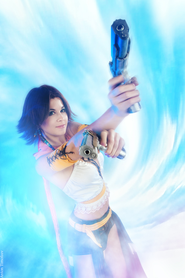 Yuna Gunner by GarnetTilAlexandros