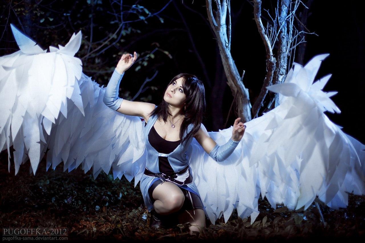 Как сделать крылья своими руками для косплея