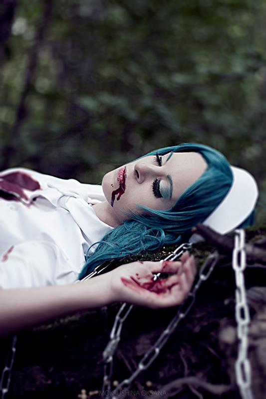 Dead Girl - Shiki: Corpse Demons by GarnetTilAlexandros