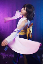 Summoner's Dance by YunaKairi-cosplay