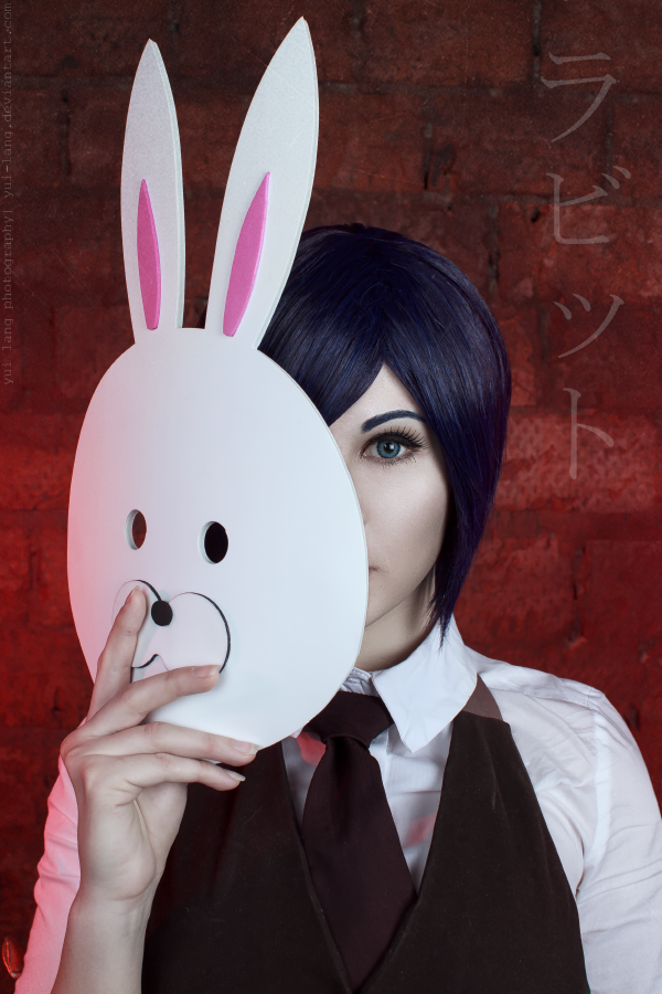 The Rabbit by GarnetTilAlexandros