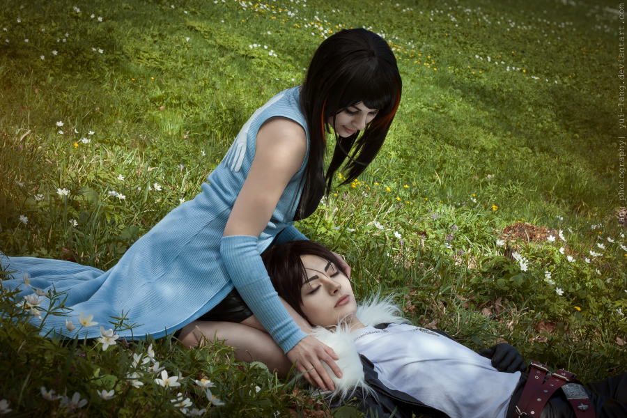 The Promise - Squall and Rinoa by GarnetTilAlexandros