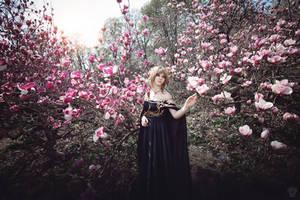 Magnolia Princess by GarnetTilAlexandros