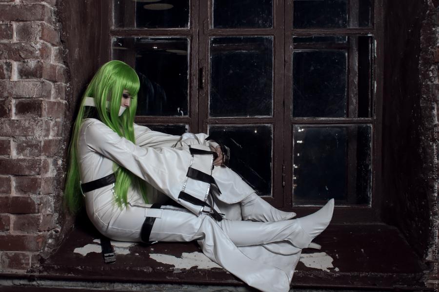 Zero's girl  - Code Geass by GarnetTilAlexandros
