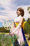 Yuna - Final Fantasy X version