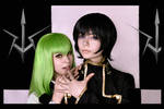Code Geass: Lelouch and his C.C.
