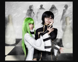 Code Geass - Check and mate by GarnetTilAlexandros