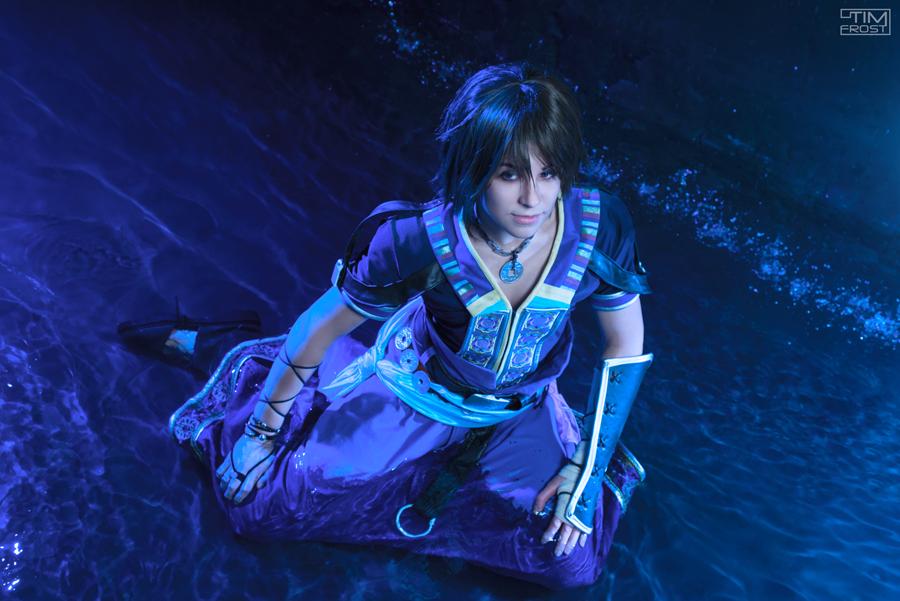 Final Fantasy XIII  - Last remaining human by GarnetTilAlexandros