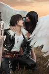 Rinoa and Squall - Encounter