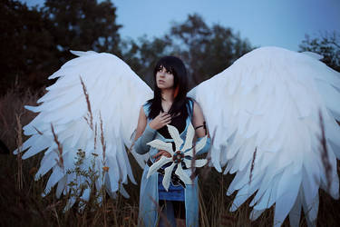 Rinoa Heartilly - Dead Fantasy cosplay