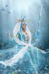 Vinea cosplay - Magi the Labyrinth of Magic
