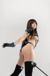 Reika Shimohira Cosplay by GarnetTilAlexandros