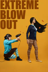Extreme blowout! by GarnetTilAlexandros