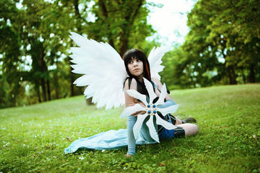 Rinoa Heartilly - Angel by GarnetTilAlexandros