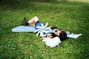 Rinoa Heartilly cosplay by GarnetTilAlexandros