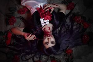 Rize Kamishiro cosplay - Lie with me