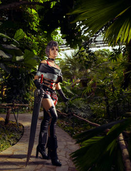 Paine - Final Fantasy X-2 cosplay
